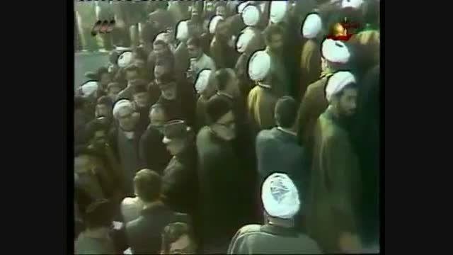 مستند ورود حضرت امام خمینی(ره) به ایران - قسمت اول