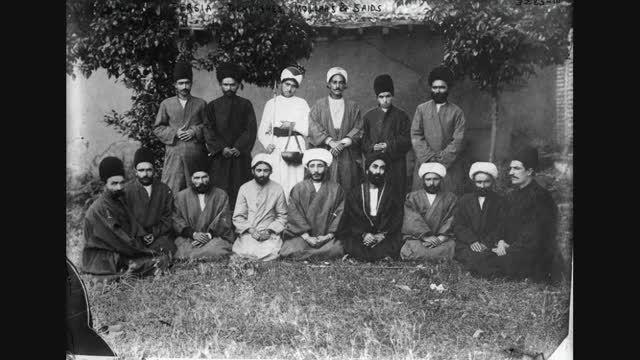 کلکسیون عکس قدیمی درویش (دوران قاجار)