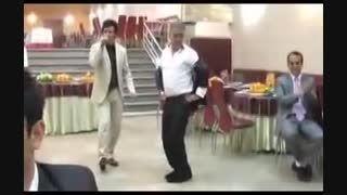 رقص بازیگر سینما و تلویزیون(حمید لولایی)