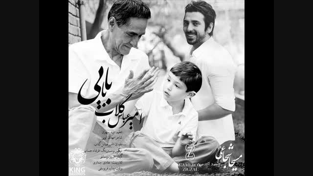 اهنگ جدید از امیر عباس گلاب بنام بابایی