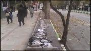 حاشیه دیدار مردمی رئیس جمهور ایران با هوران