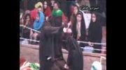 تعزیه حضرت زهرا شانه کردن موی حضرت زینب توسط حضرت زهرا س
