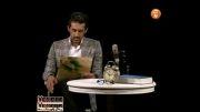 متن خوانی سعید معروف و رویای شیرین با صدای بابک جهانبخش