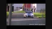 پورشه -Porsche Crash