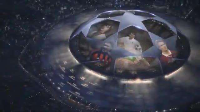 تیزر بسیار زیبای لیگ قهرمانان اروپا فصل 2015-16