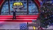 سوتی خنده دار در پخش زنده تلوزیونی ...!