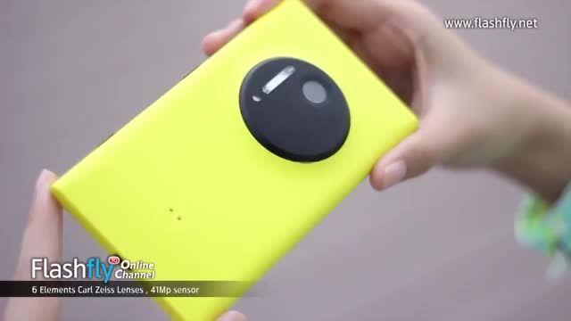 بررسی نوکیا لومیا  nokia lumia 1020 ۱۰۲۰