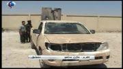 حمله به سفارت داعش در حلب