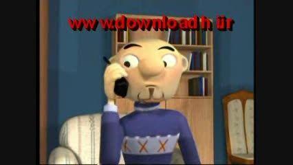 کلیپ کارتونی داداش سیا (قسمت 3)