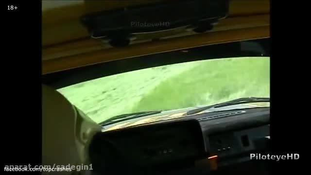 Rally Crash Compilation, The Best Swedish Rally Crash