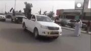 حملات گسترده علیه نیروهای داعش در استان انبار عراق