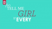 One Direction - Kiss You - Lyric Video