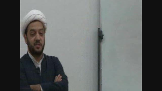 حجةالاسلام هادی؛ نماز نخواندن به خاطر لجبازی
