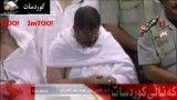 گریه کردن محمد مرسی رییس جمهور مصر