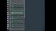 آهنگ علی عبدلمالکی(تهران شلوغه) FL Studio