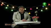 خواندن شعر طنز حسین کلهر در برنامه ی رادیو هفت