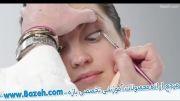 خطوط چشم در آرایشگری - آکادمی آرایشگری رابرت جونز