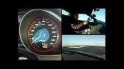 زمان رسیدن سرعت به 300 Km در انواع مدلهای ماشین