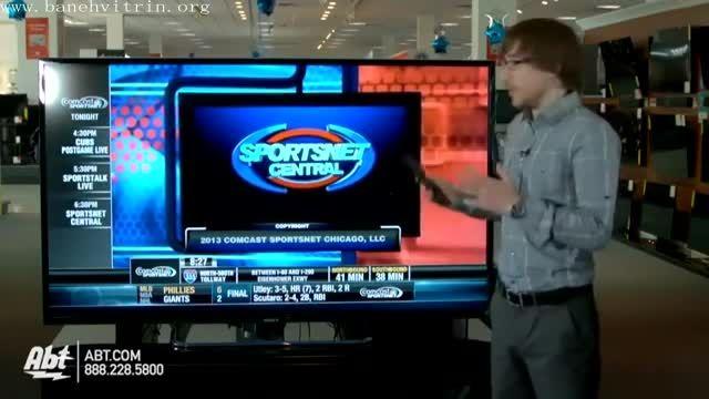 تلویزیون ال ای دی سه بعدی فول اچ دی اسمارت سونی 70R550A