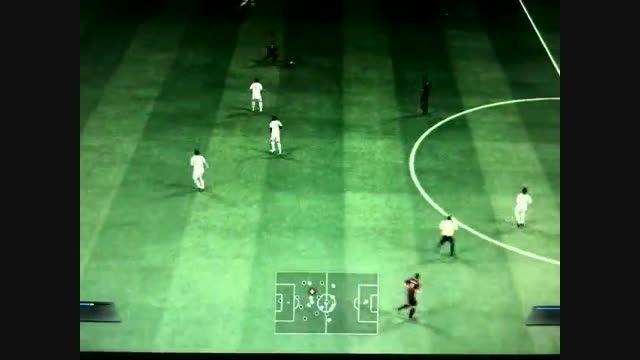 بازی انلاین fifa15 مسابقه در xbox360