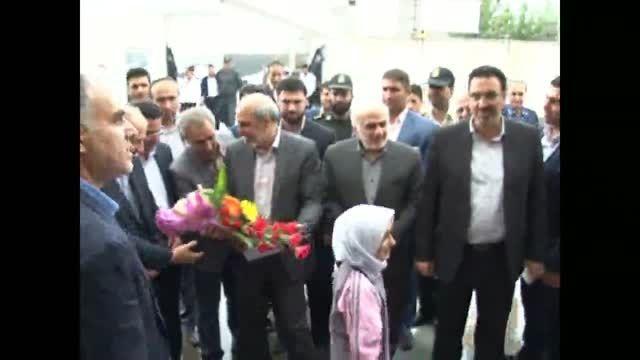 سفر وزیر محترم ورزش و جوانان به استان مازندران