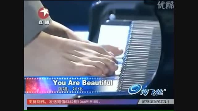 پیانو دیدنی از لیو وی - China's Got Talent