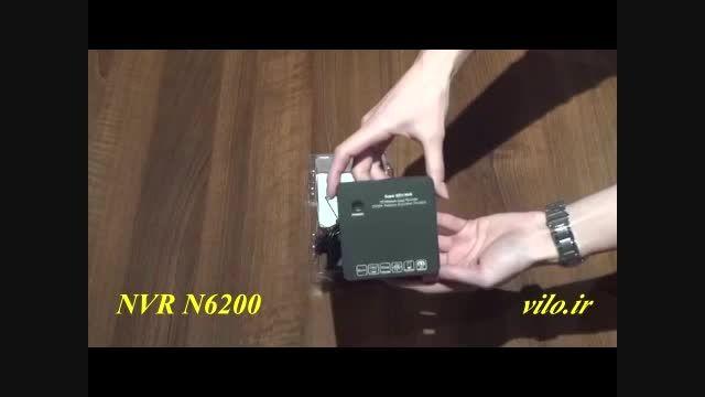 دستگاه NVR چهار و هشت کاناله مدل N6200-8EوN6200-4E