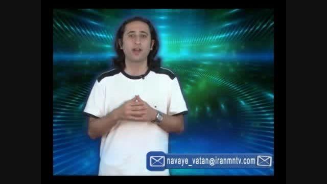 حضور مهران راد در تبلیغات مسابقه خوانندگی شبکه ها