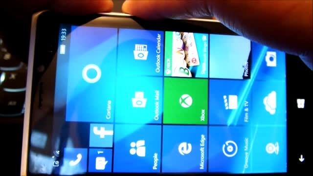 ترفند جالب ویندوز 10 موبایل