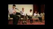 گروه موسیقی نابینایان در تالار سعدی شیراز