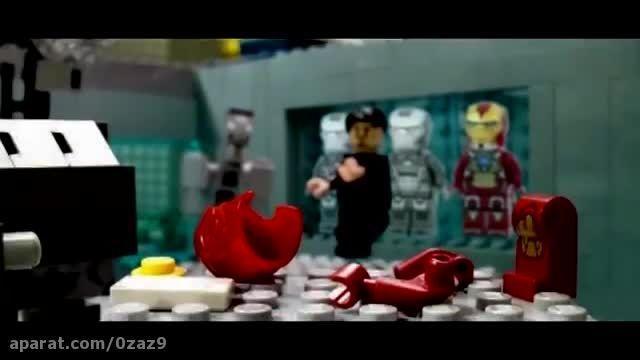 تریلر لگویی:تریلر فیلم مرد آهنی 3 (iron man 3)