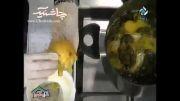 آموزش تهیه مرغ ترش