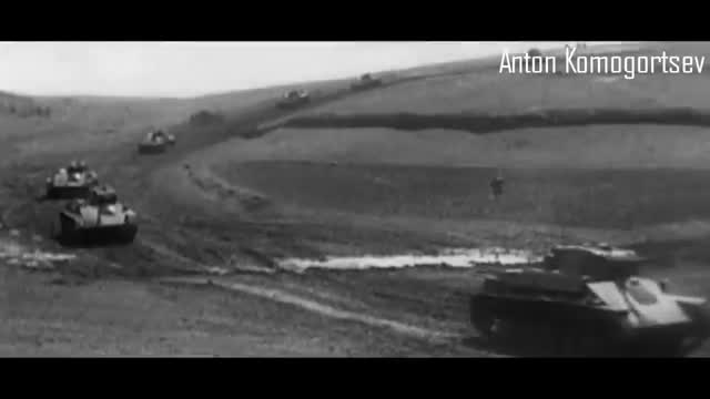 جنگ جهانی دوم نبرد کورسک Kursk