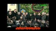 حاج منصور ارضی-تشیع جنازه حاج اسماعیل وثاقی