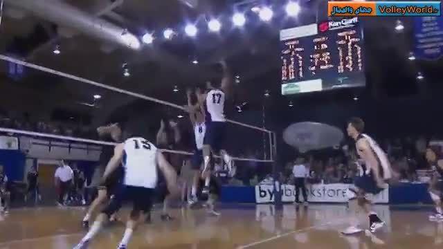 مستندی جالب از تیلور ساندر بازیکن والیبال آمریکا