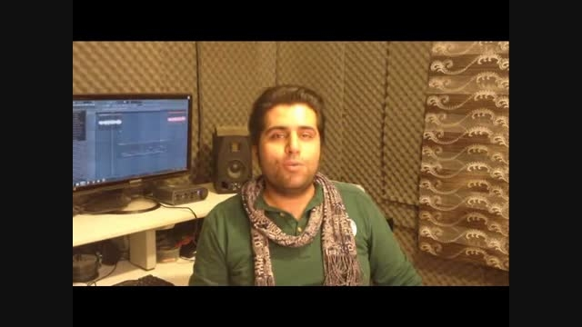 """اجرای زنده آهنگ """"سال نو"""" فاتح نورایی"""