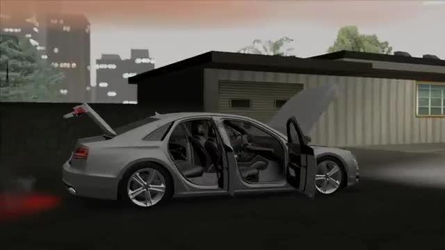 تست خودروی 2013 Audi S8 [ImVehFt] v2.0