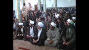 فیلم/سخنرانی فرماندار نیر در پایان راهپیمایی روز قدس