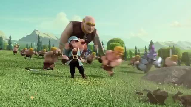 Clash Of Clans Movie - Full Clash Of Clans Movie Anima