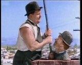 قسمتی از فیلم  لورل و هاردی