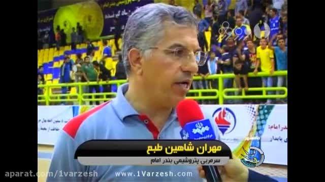 حواشی و نتایج هفته هشتم لیگ برتر بسکتبال ایران