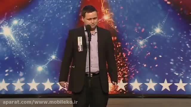خواننده اپرا در مسابقه گات تلنت همه را شوک کرد