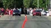 Lamborghini Aventador vs Audi RS6 vs BMW M6 F12