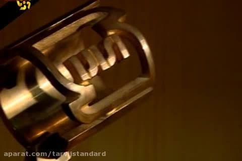 استاندارد طلا و جواهر