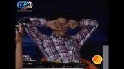 سوتی علی ضیاء در برنامه زنده