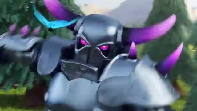 clash of clans pekka _ P.E.K.K.A