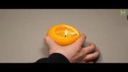 ابتکار خارق العاده با پرتقال و روغن زیتون
