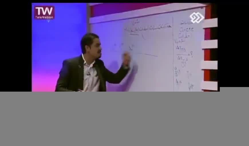 آموزش درس فیزیک به روش حل تست سرعتی - کنکور ۱۵