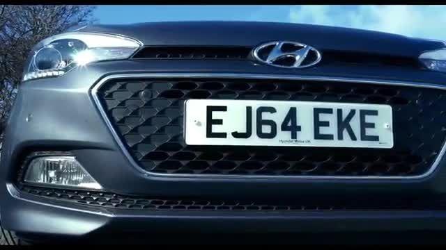 بررسی Hyundai i20 2015