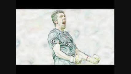 تشابه عجیب دو سیو بوفون در دو فینال لیگ قهرمانان